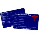 MEDICAL RECORD CARDS