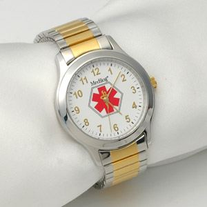 MEDICAL IDENTIFICATION ALERT WATCHES